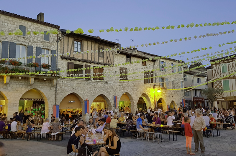 Bastide Villages